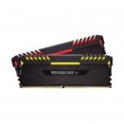 Memorias Ram DDR4 Corsair Vengeance LED RGB 3000MHz 16GB PC4-24000 Kit 2x8 CMR16GX4M2C3000C15