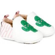 Pantofi Fetite Bibi Afeto New Albi-Cactus 17 EU