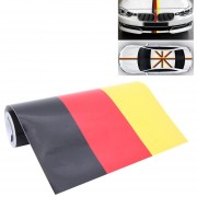 5m Alemania Natianality Bandera Coche Plástico Sticker Decal Film