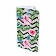 Husa Flip Cover Book Case Design 43 Multicolor Samsung Galaxy S7 Edge