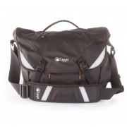 Bolso Route Travel Messager M Negro Large Lippi
