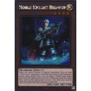 Yu Gi Oh! Noble Knight Bedwyr (Nkrt En002) Noble Knights Of The Round Table 1st Edition Platinum Rare By Yu Gi Oh!