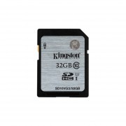 Memoria Kingston SDHC UHS-I U1 De 32 GB, Clase 10. SD10VG2/32GB