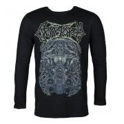 tričko pánské s dlouhým rukávem CRYPTOPSY - MORTICOLE - PLASTIC HEAD - PH11367LS