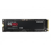 SSD Samsung 512GB, 970 PRO, MZ-V7P512BW, M2 2280, M.2, NVMe, 512MB, 60mj