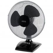 AEG VL 5529 - Ventilador de mesa y pared, oscilante, 30cm , 2 velocidades, 30W