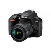Nikon Camara nikon reflex d3500 24.2 mp 18-55 wifi/full hd/bluetooth/funda+libro digital