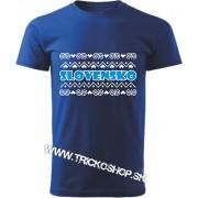 Tričko Slovensko Čičmany