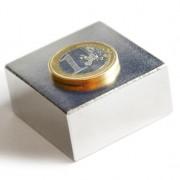 Magnet neodim bloc, 40x40x20 mm, putere 60 kg