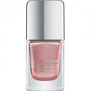 Catrice Nails Nail polish Chrome Infusion Nail Lacquer No. 01 Stainless Silver 10,50 ml