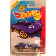 2015 Hot Wheels HW Race Track Aces Corvette Grand Sport Roadster 179/250