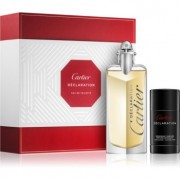 Cartier Déclaration lote de regalo VIII. eau de toilette 100 ml + deo barra 75 ml