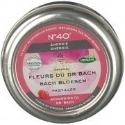Bach Bloesem No. 40® Energie Original Bachblüten Pastillen