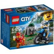 Конструктор ЛЕГО Сити - Преследване извън пътя, LEGO City Police, 60170