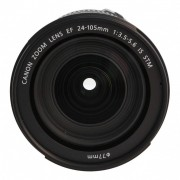 Canon EF 24-105mm 1:3.5-5.6 IS STM negro - Reacondicionado: como nuevo 30 meses de garantía Envío gratuito