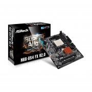 Tarjeta Madre ASRock N68-GS4 FX R2.0 2xDDR3 PCI-Ex16 Socket AM3/+ -Negro