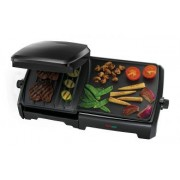 Grill George Foreman 23450, Capacitate 10 portii