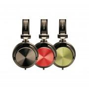 Auriculares Con Micrófono Noblex Hp97-Negro