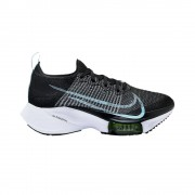 Nike Scarpe Running Air Zoom Tempo Next% Bianco Nero Donna EUR 36,5 / US 6