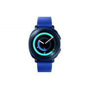 "Samsung Smartwatch Samsung Galaxy Gear Sport Sm R600 1.2"" Super Amoled 4 Gb 1 Ghz Dual Core Bluetooth Refurbished Blu"