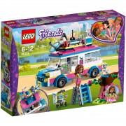 Lego Friends: Vehículo de operaciones de Olivia (41333)