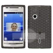 Sony Ericsson Xperia X8 Силиконов Калъф + Протектор