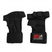 Gorilla Wear Yuma Fitness Handschoenen - Zwart - L