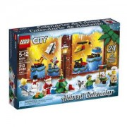 Le calendrier de l'Avent LEGO City - 60201