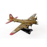 Daron Worldwide Trading Stamp B-17G Flying Fortress Nine-O-Nine Jet