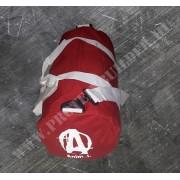 Animal Classic Red off White Barel Bag