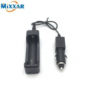 zk50 Car Charger Real Standard Charger Rechargeable Battery Flashlight Car Charger 18650 Battery Charger