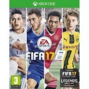 Игра FIFA17 за Xbox One