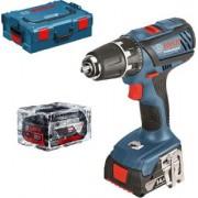 Bosch Professional GSR 14.4-2-LI PLUS Akkus fúrócsavarozó 2 akkuval 18 V 4 Ah 59 Nm