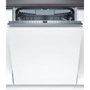 Masina de spalat vase Bosch Serie 4 SMV46FX01E Silent Plus, Total incorporabila, 60 cm, 13 seturi, 6 programe, A+++, VarioSpeed Plus, InfoLight, Panel comanda inox