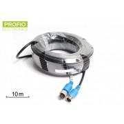 Prodlužovací 4pin kabel pro couvací kameru 10m