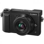 Panasonic Lumix DMC-GX80 kamerahus svart + G Vario 12-32/3,5-5,6 O.I.S