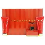 Fendi Lacquarossa Eau de Parfum Spray for Women 1.7 Ounce