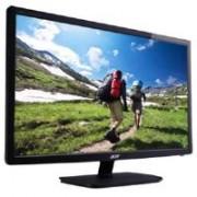 Monitor Acer V196HQLAb, LED, 18.5 (47 cm), Format: 16:9, Resolution: WXGA (1366x768), Response time: 5 ms, Contrast: 100M:1, Brightness: 200 cd/m2, Viewing Angle: 90°/65°, VGA, Energy Star 6.0, Acer EcoDisplay, Black, 3 years warranty