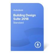 Autodesk Building Design Suite 2018 Standard hálózati licenc (NLM)