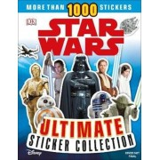 Star Wars Ultimate Sticker Collection New Edition, Paperback