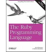 The Ruby Programming Language by David Flanagan & Yukihiro Matsumoto