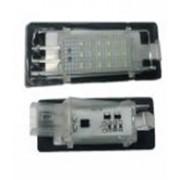 Lampa LED numar 73504 compatibil DACIA DUSTER 2010-> VistaCar