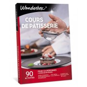 Wonderbox Coffret cadeau Cours de pâtisserie - Wonderbox