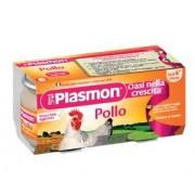 Plasmon (heinz italia spa) Omo Pl.Pollo 2x120g