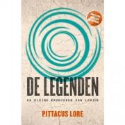 De kleine kronieken van Loriën: De legenden - Pittacus Lore