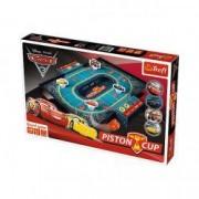 Joc de societate Cursa de masini Cars Piston Cup 01490 Trefl