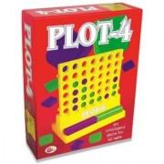 SHRIBOSSJI Ekta Plot-4 Board Game Family Game Board Game