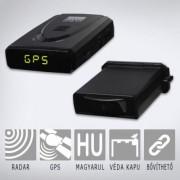 KIYO GPS U1 jelzőkészülék szett