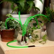 Sistem capilar pentru udarea plantelor de apartament