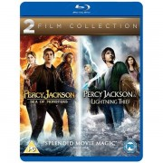 2 Film Collection: Percy Jackson And The Lightning Thief Percy Jackson